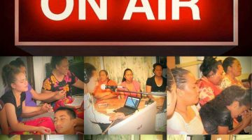 TCRFM On Air